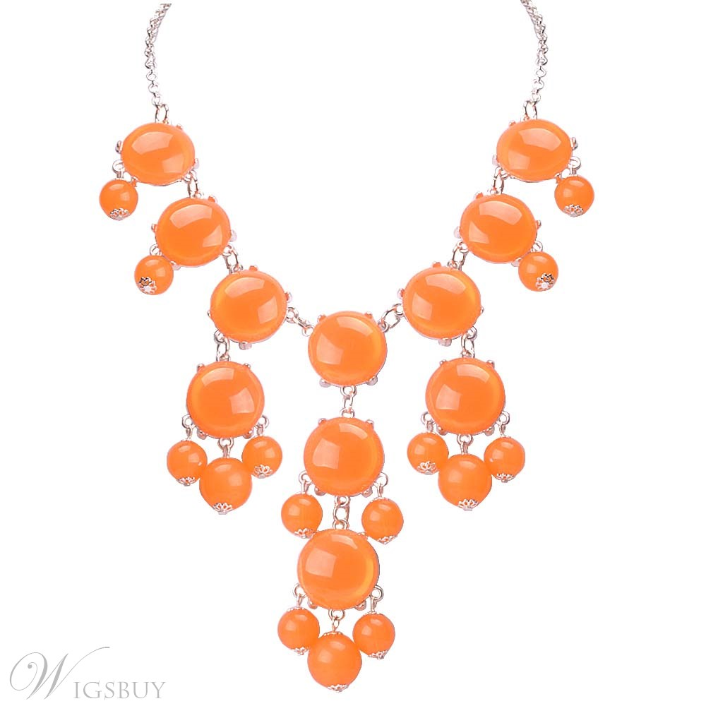New Arrival Fashionable Bubble Necklace