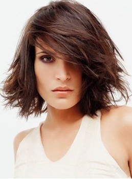 Top Quality Short Straight Capless Synthetic Wig 10 Inches