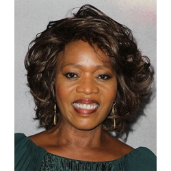 Attractive Fabulous Short Wave Lace Front 100% Human Hair Wigs 8 Inches