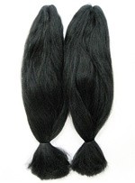 24 Inches Yaki Braid 80 g # 1