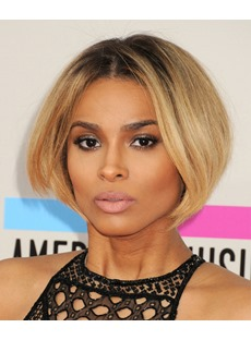 Ciara Short Bob Hair Style Lace Front Wigs 10 Inches