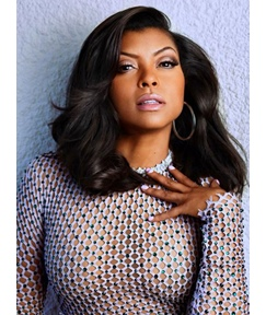 Taraji Penda Henson Medium Loose Wave Lace Front Wigs 14 Inches