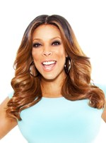 Wendy William Middle Parting Medium Length Loose Wave Synthetic Wigs 16 Inches