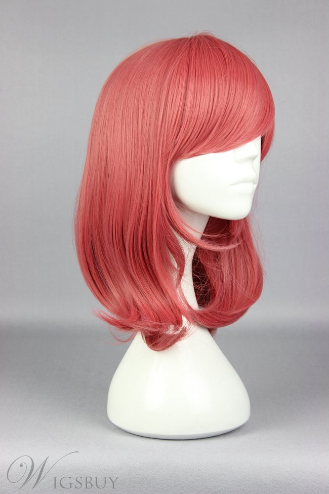 Love Live Cosplay Long Straight Wig 18 Inches