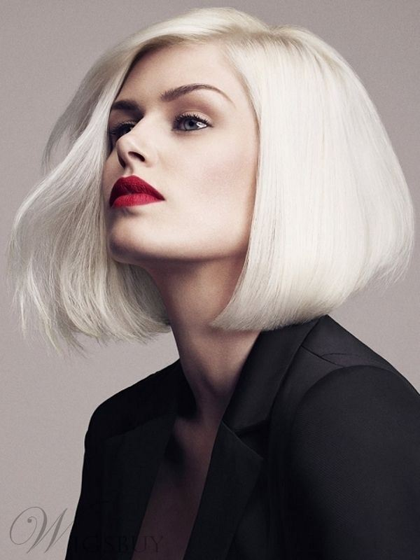 18 Of the Best Wigs for Women | Platinum Blonde Wig | Hairstyle on Point