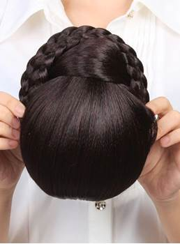Fabulous Various Hair Buns Online Sale Wigsbuy Com Hairstyles For Women Draintrainus