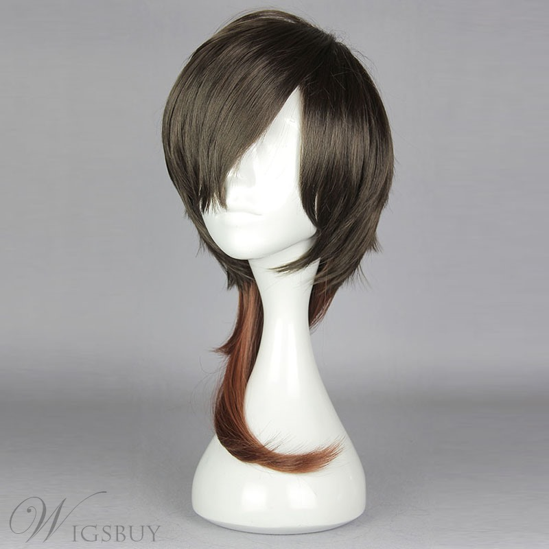 New Arrival Mixed Color Cosplay Wig