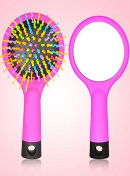 New Arrival Rainbow Massage Hair Comb