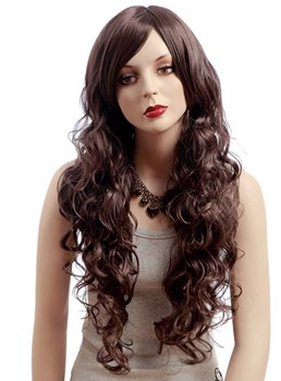New Arrival Super Long Curly Synthetic Wig