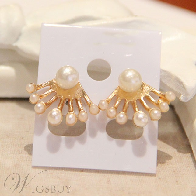 New Arrival Elegant Pearl Women Earrings