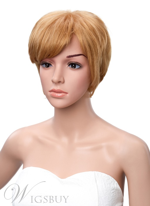 rihannah hair styles monofilament top side synthetic wigs 3324