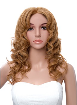 18 Inches Deep Wave Lace Front Human Hair Wig