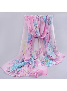 Fashion Printing Multicolor Scarf