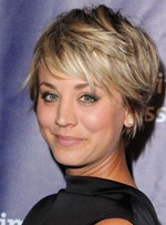 New Trend Short Layered Cut Capless Human Hair Wig 8 Inches