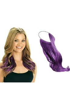 One Piece Colored Synthetic Weave