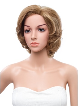 10 Inches Short Straight Lace Front Human Hair Wig