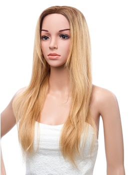 20 Inches Long Loose Wave Full Lace Human Hair Wig