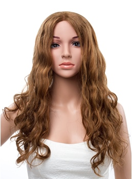 20 Inches Long Deep Wave Lace Front Human Hair Wig
