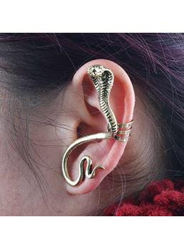Punk Style Snake Shaped Ear Cuff