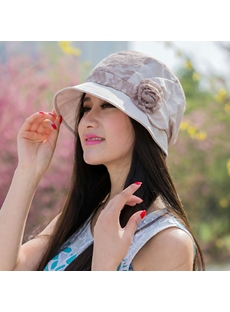 Flower Lace Women's Hat