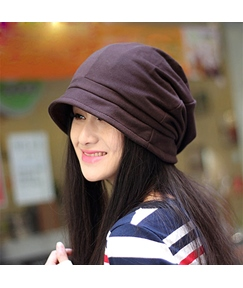 Solid Color Women's Beret