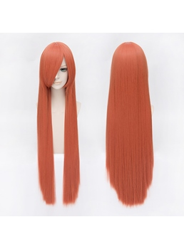 Gin Tama Kagura Orange 40 Inches Wig