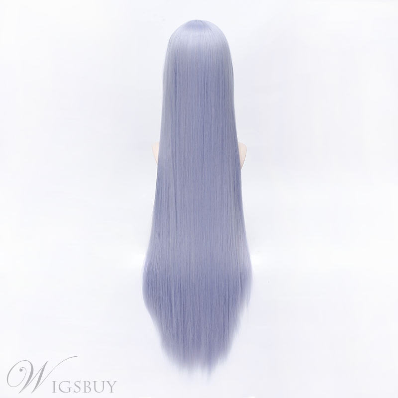 Gin Tama Virgilia Slight Purle 40 Inches Wig