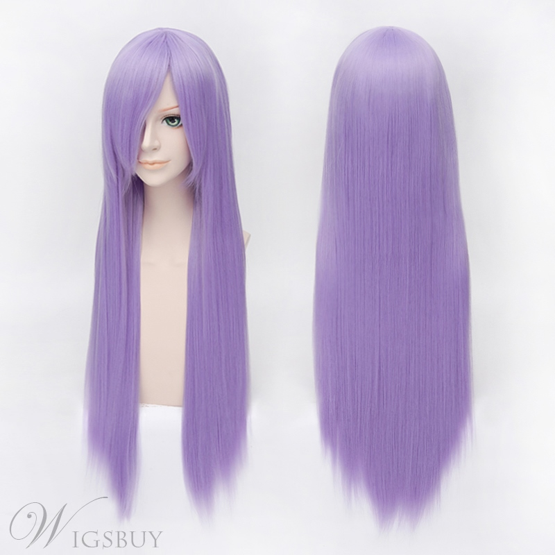 Night Magic Reisen Long Purple 32 Inches Wig