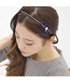 Graceful Bowknot Decorated Hair Band