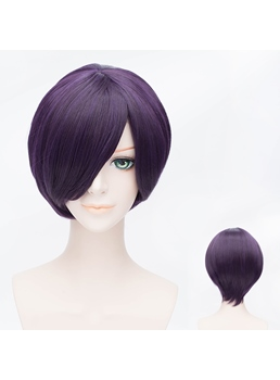 Cosplay Takasugi Shinsuke Black Purple 12 Inches