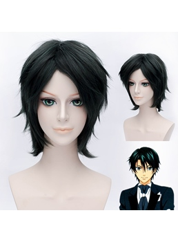 The Prince of Tennis Ryoma Echizen Short Wig 12 Inches
