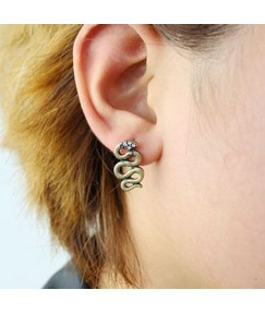 Cute Snake Shaped Earrings