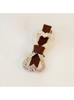 Cute Bowknot Shaped Hair Barrette