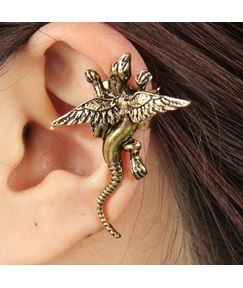 Punk Style Monster Ear Clip