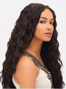 Human hair black weave hairstyles 2017 wigsbuy hot sale natural wave human hair weaveweft 1 pc pmusecretfo Images