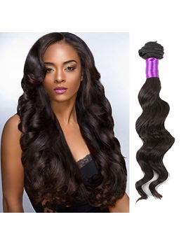 Chaud vente Loose Wave Human Hair tissage/trame 1PC