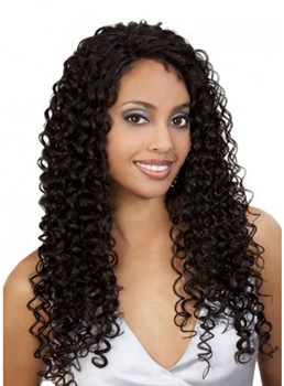 Sexy Kinky Curly Human Hair Weave/Weft 1 PC