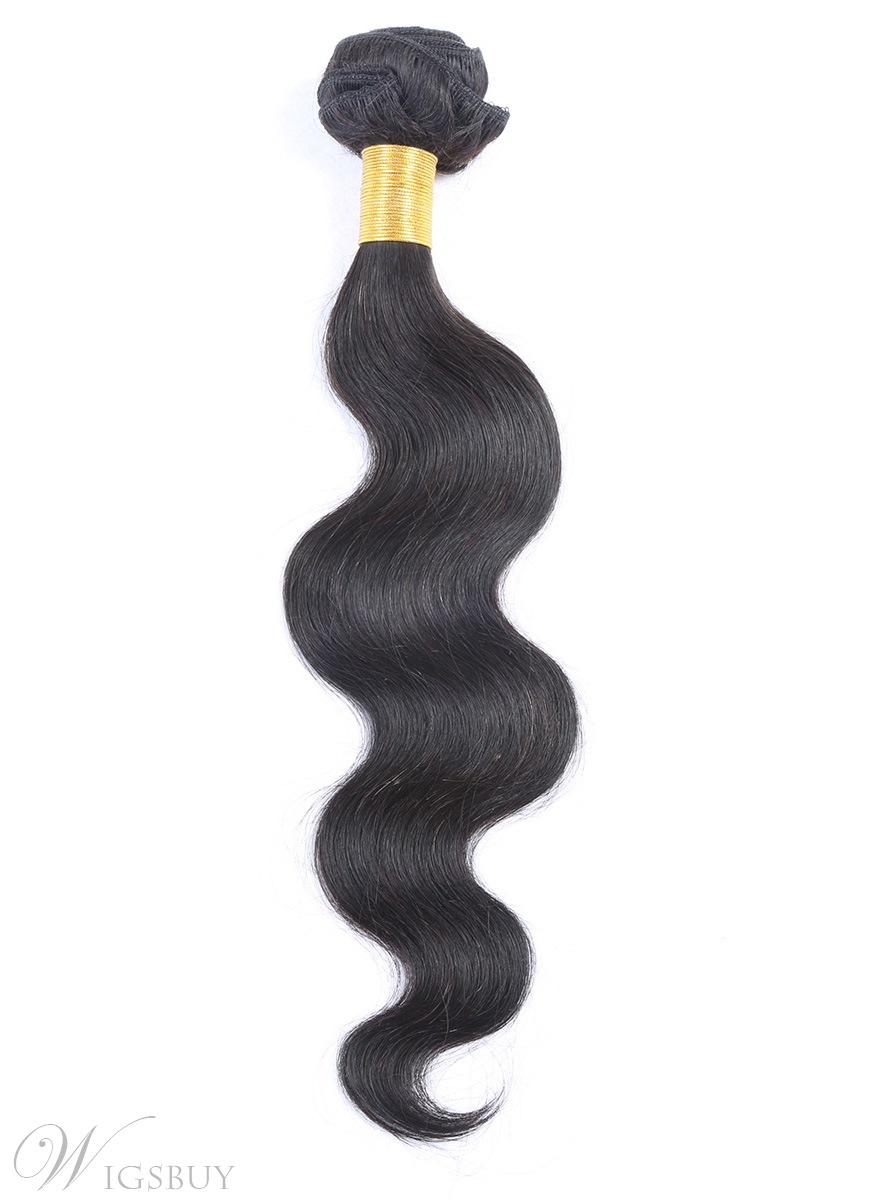 Attractive Sexy Body Wave Human Hair Weave/Weft 1 PC