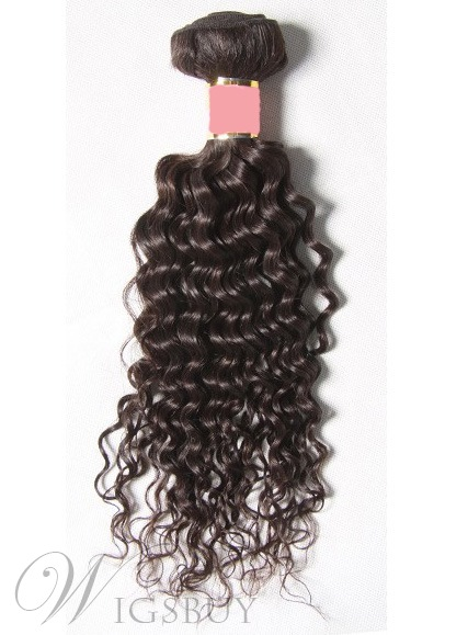 Best Selling Deep Wave Human Hair Weave/Weft 1 PCS