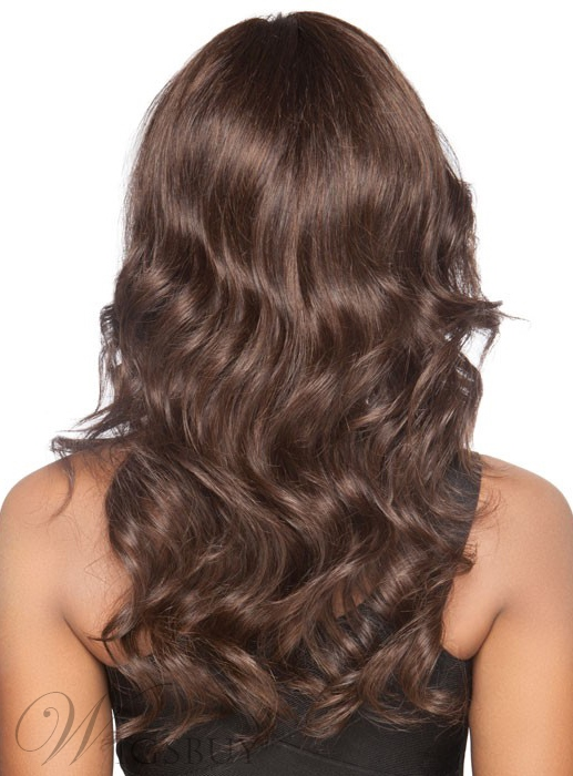 Best Selling Long Wavy Lace Front Synthetic Hair Wig 22 Inches