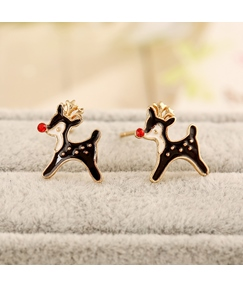 Lovely Fawn Earrings