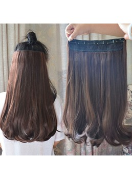 Pretty Bottom Wave Human Hair Weave/Weft 1 PC