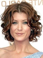 Elegant Short Wavy Full Lace Human Hair Wig 10 Inches