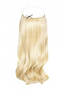 Pretty Bottom Wave Human Hair Flip In Hair Extension