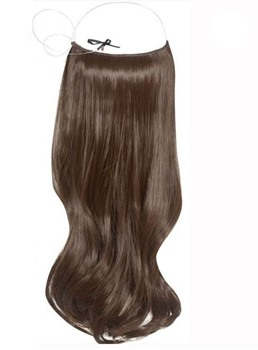 Pretty Bottom Wave 100% Human Hair Flip In Hair Extension