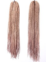 14 Inches Afro Twist Braid for Black Women