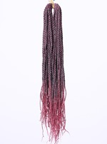Bug and Black Twist Afro Braid 18 Inches