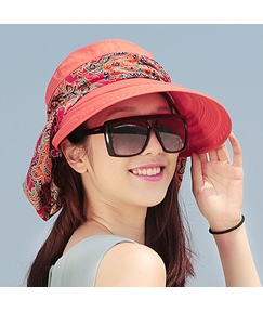 Polyester Skin Care Women's Bucket Hat