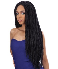 Senelalese Twist Curly Crochet Hair For African American Women