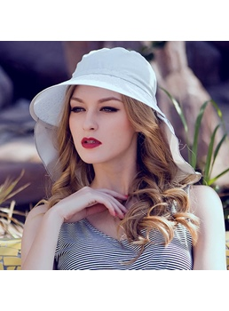 Beautiful Fiber Quality Women's Sun Hat